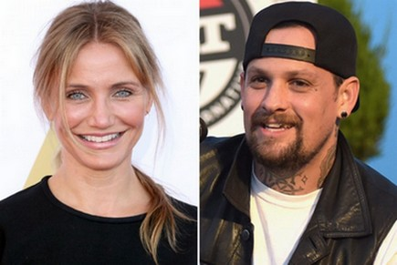 Cameron Diaz and Benji Madden get engaged