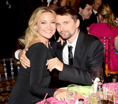 Kate Hudson and Matt Bellamy with draw Engagement