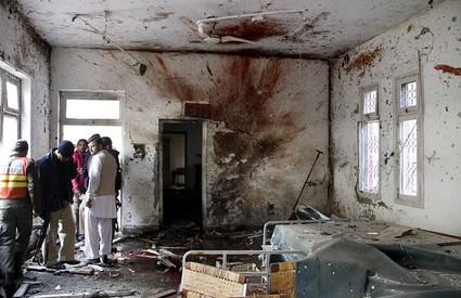 Peshawar APS Attack