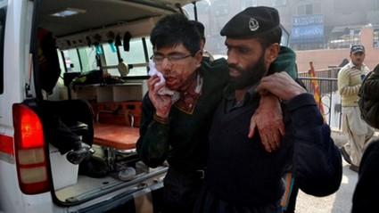 Peshawar under Attack