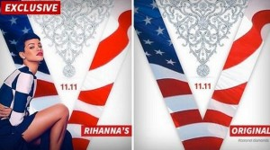 Rihanna stealing image