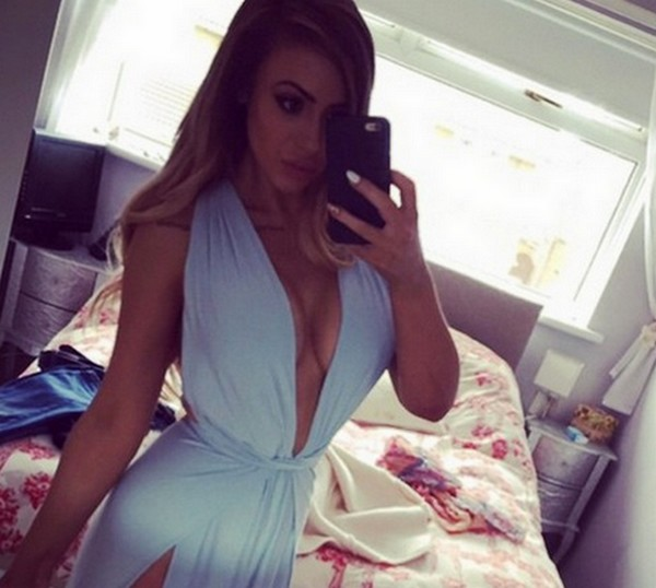 Holly Hagan desires to shape up her boobs similar to Katie Price