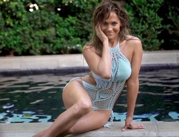 Jennifer Bikini Photoshoot