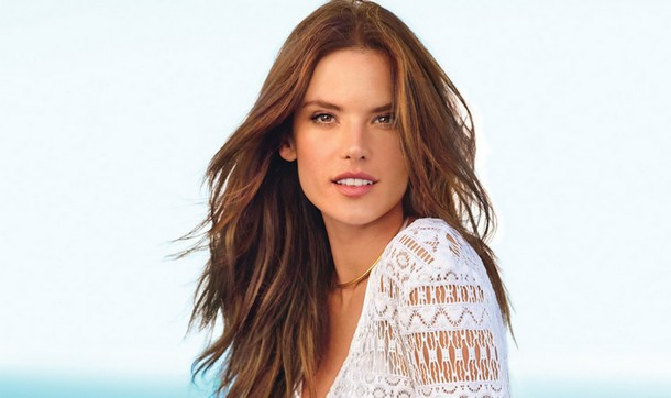 Alessandra Ambrosio flaunts her derriere wearing very small bikini as she relaxes on the beach in Brazil