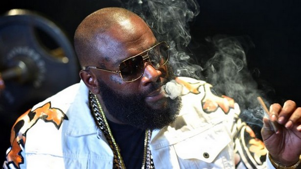 Rapper Rick Ross Blocked on Kidnapping & Mugging Charges