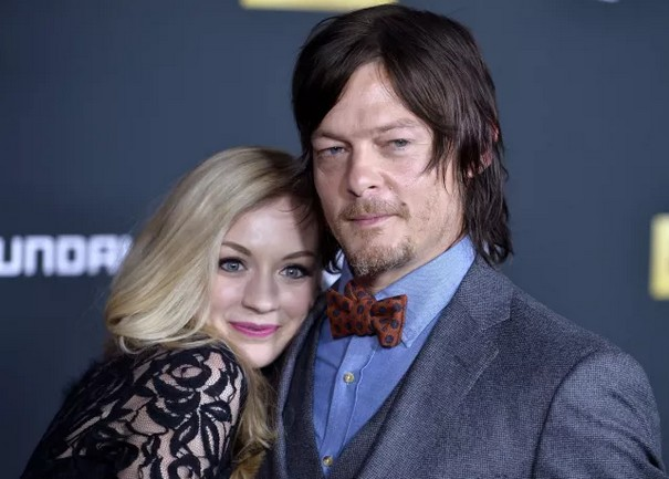 The Walking Dead's Stars in a Relationship