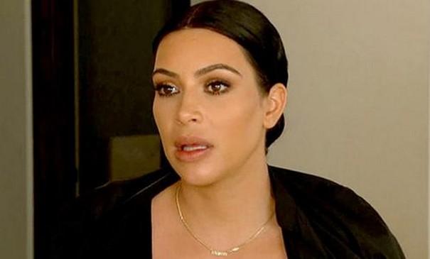 Dismayed Kim Kardashian exposes Gestational Diabetes in KUWTK promo