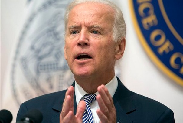 Joe Biden decision entirely shift the 2016 elections