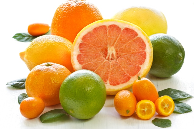 10 Teeth Whitening Home Remedies Citric Fruits