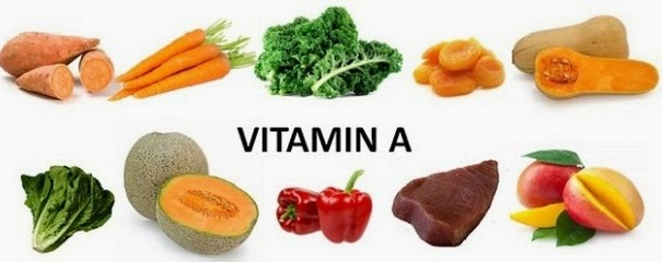 Four Vitamins for Building Blood
