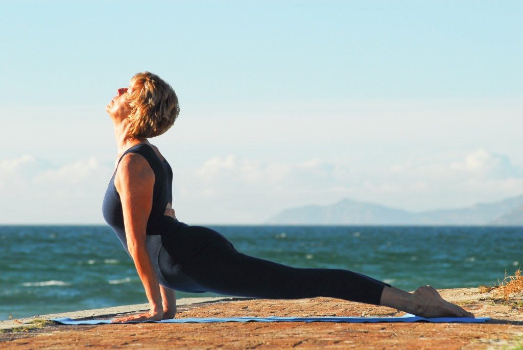 Best Yoga Exercises For Reducing Belly Fat Urdha Mukha Svanasana