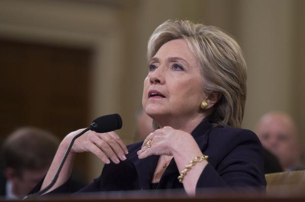 Clinton warned blaming Benghazi attack on Video