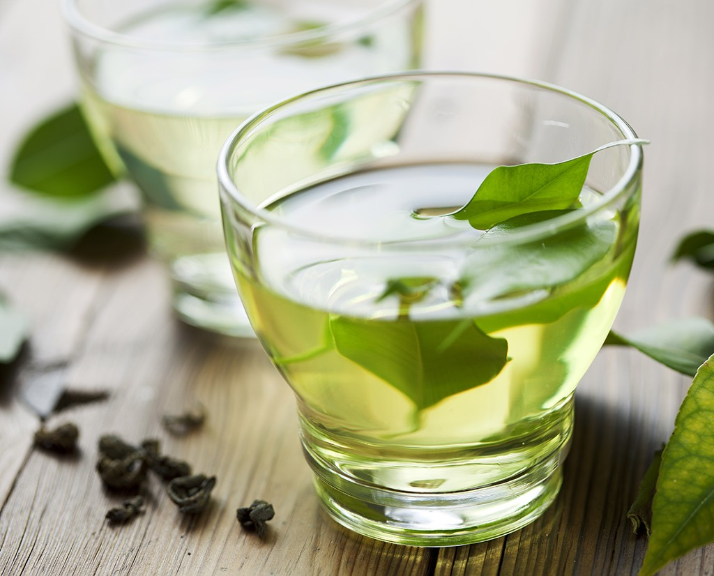 Does Green Tea Help is Weight Loss
