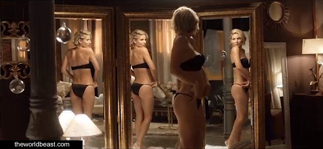 Elsa Pataky Displays her Figure in Lingerie Campaign pic 3