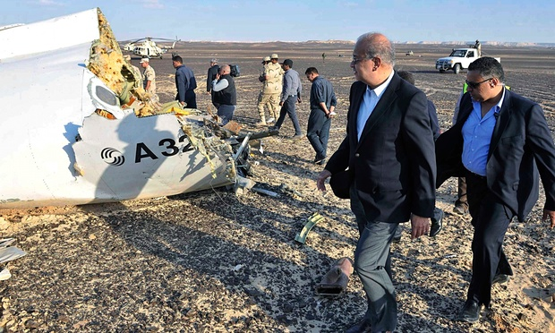 Findings on Russian Plane Crash in Sinai