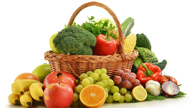 Healthy Eating and Weight Loss Tips Fruits vegetables