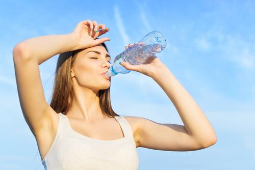 Healthy Eating and Weight Loss Tips Good water intake