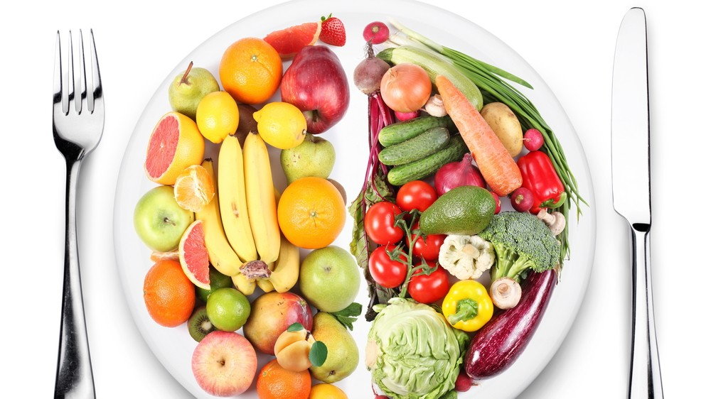 Healthy Eating and Weight Loss Tips fruits and vegetables