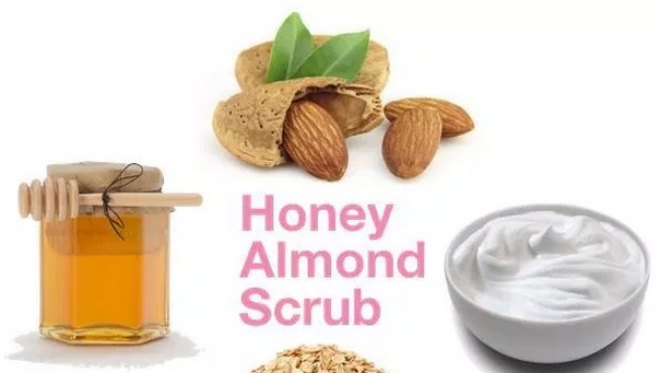 Homemade Hand Scrub for Dry Skin
