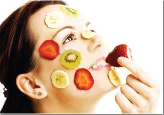How to Get Pretty Skin Naturally Fruit Therapy