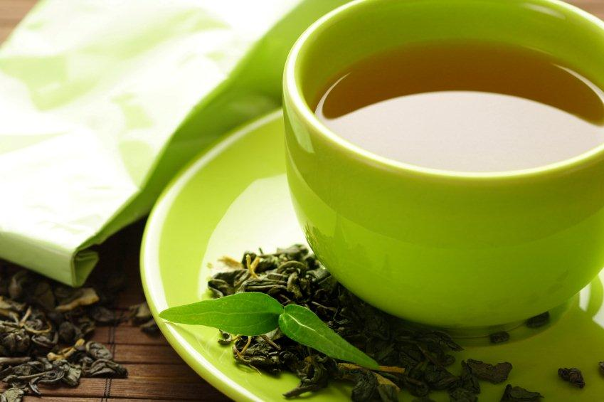 How to Get Pretty Skin Naturally Green Tea