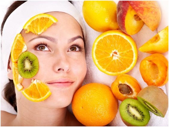 How to Get a Glowing Skin Naturally at Home Fruit Pack