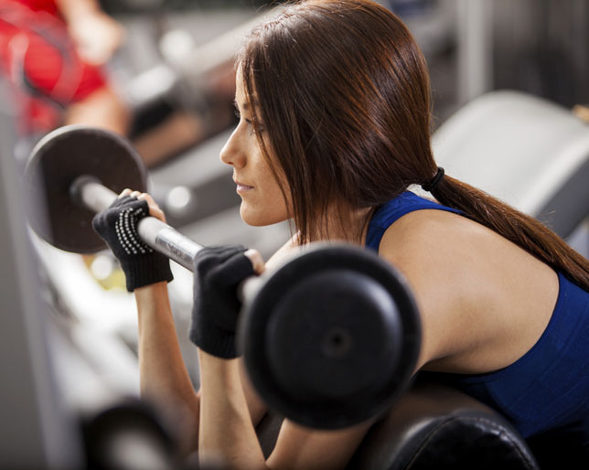 How to Keep Your Body Fit at Home Light Weight Training