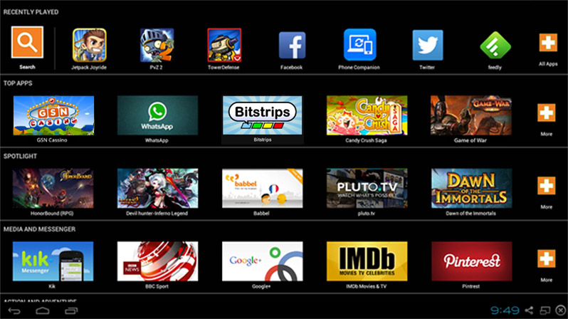 How to Play Android Games on PC BlueStacks