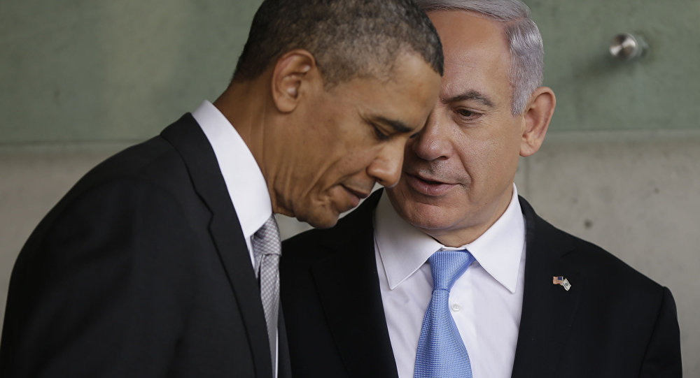 Netanyahu seeks more military aid from the US