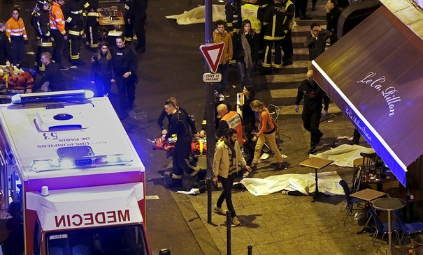 Terrorist Attacks in Paris 1