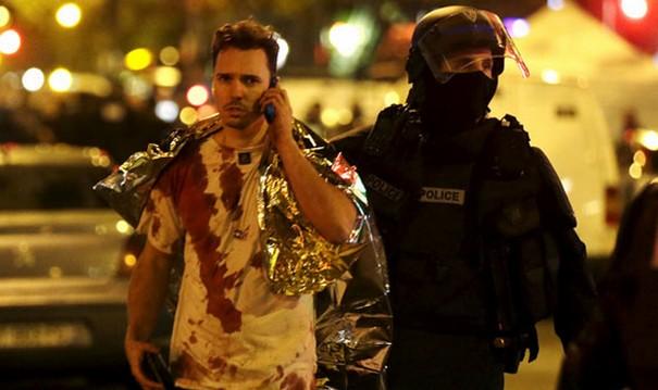 Terrorist Attacks in Paris 2