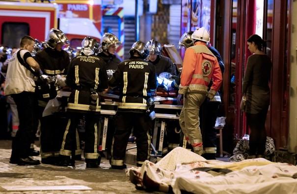 Terrorist Attacks in Paris 3
