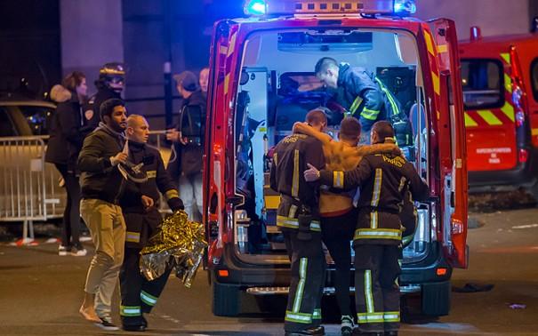 Terrorist Attacks in Paris 5