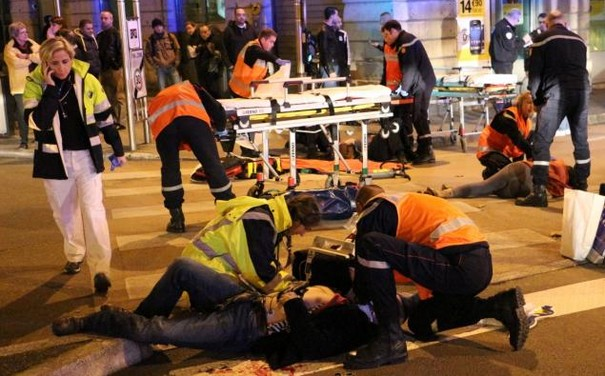 Terrorist Attacks in Paris 6