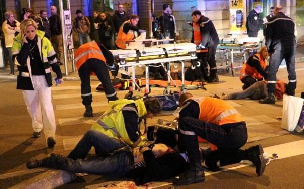 Terrorist Attacks in Paris 6