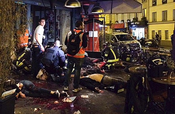 Terrorist Attacks in Paris