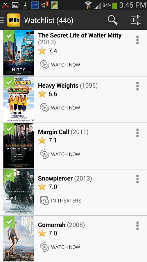 Top 10 Android Apps For Entertainment IMDB Movies & TV