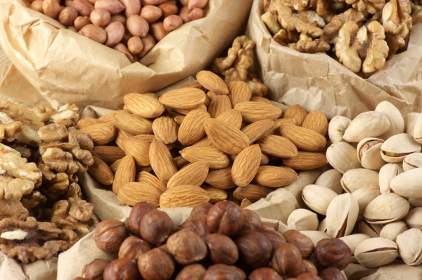 Top 10 Nuts for Good Health