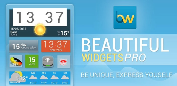 Top Paid Android Apps Beautiful Widgets Pro