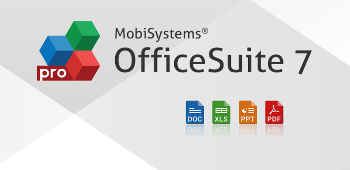 Top Paid Android Apps Office Suite 7 pro
