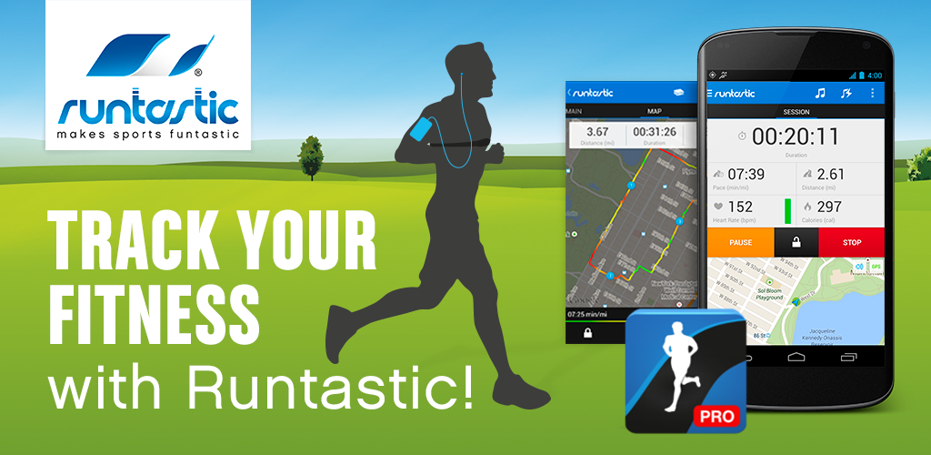 Top Paid Android Apps Runtastic PRO