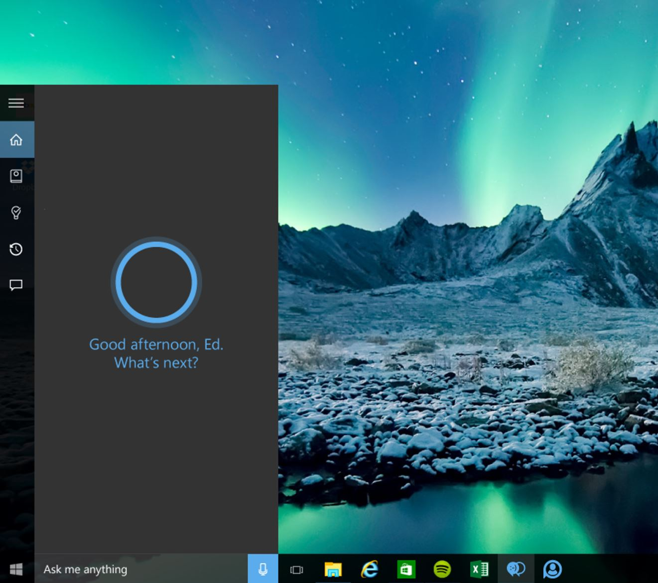 Windows 10 Features And Reviews Cortana