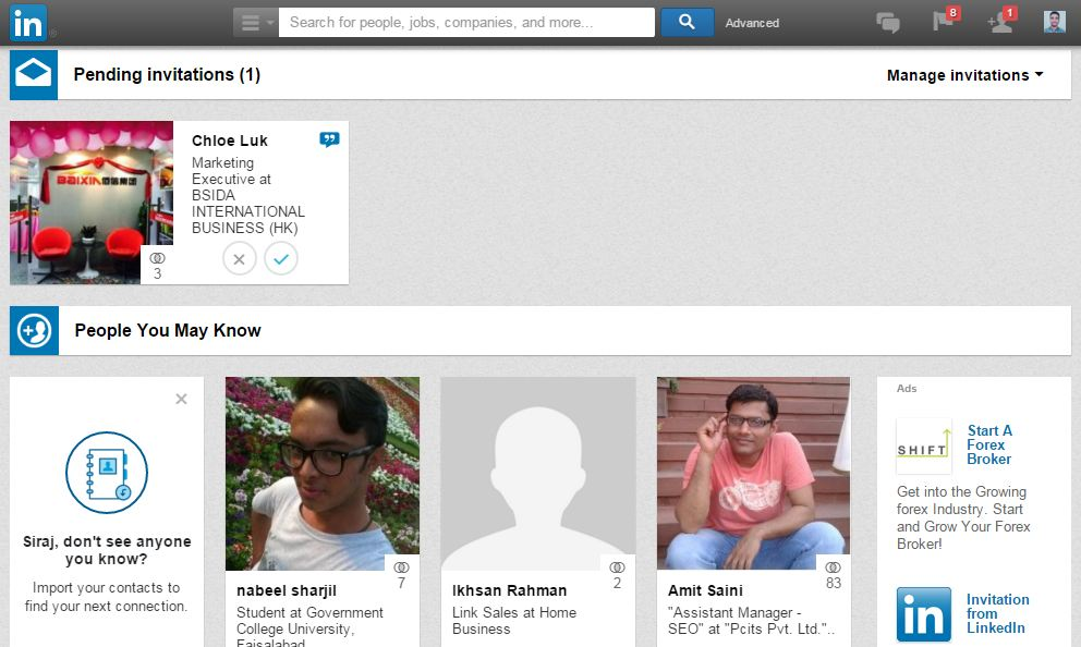 5 Easy Ways On How To Increase Your Email List LinkedIn contacts
