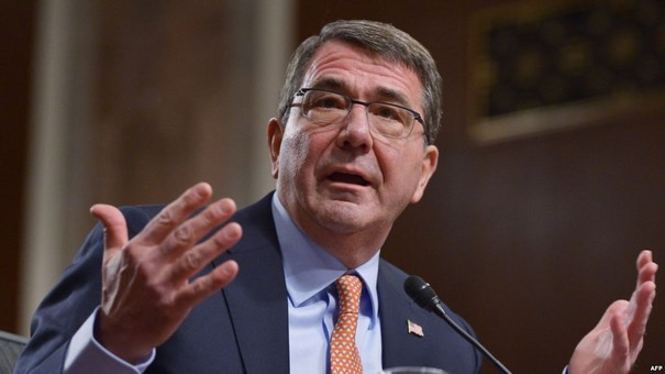 Ash Carter in Iraq to seek ways of accelerating Islamic State's demise