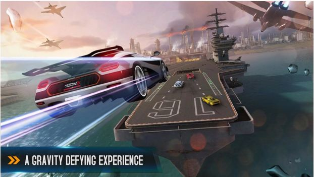Best Android Racing Games Ever Asphalt