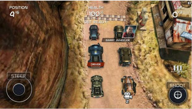 Best Android Racing Games Ever Death Rally