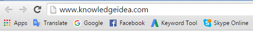 Google Chrome Browser vs Firefox Chrome Bookmarks