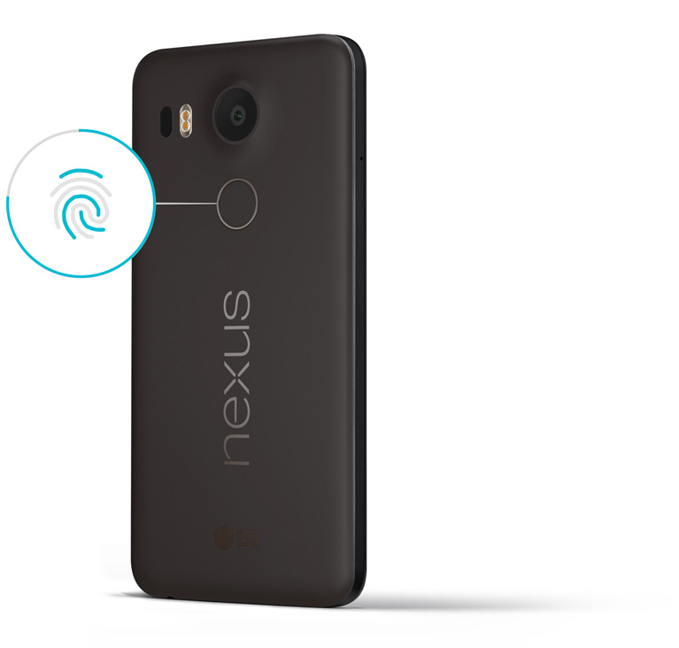 Google Nexus 5x Review Imprint