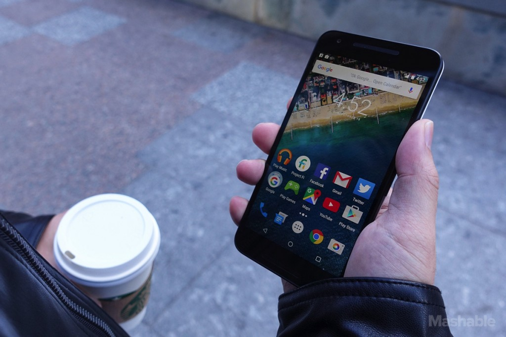Google Nexus 5x Review Software