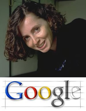 History of Google Logo ruth kedar